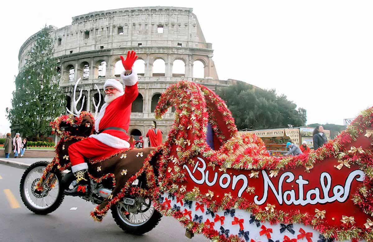 Новый год Италия